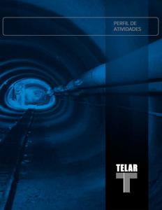 Portfólio TELAR Engenharia